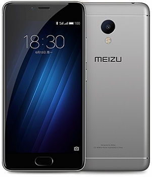 Смартфон Meizu M3s mini 16Gb Gray 2sim
