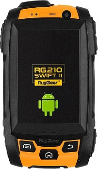 Смартфон RugGear RG220 Swift+ 2sim ОТК T01198356