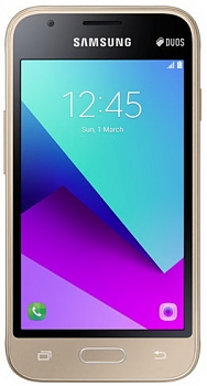 Смартфон Samsung Galaxy J1 Mini Prime SM-J106F (2016) gold DS