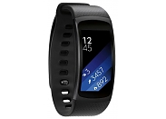 "Смарт-часы Samsung Galaxy Gear Fit 2 Pro 1.5"" Super AMOLED черный (SM-R365NZRASER)"