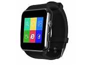 Смарт-часы Каркам Smart Watch X6 Black