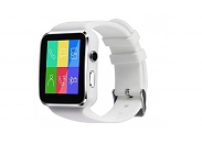 Смарт-часы Каркам Smart Watch X6 White
