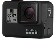 Видеокамера GoPro HERO7 Black Edition (CHDHX-701) экшн