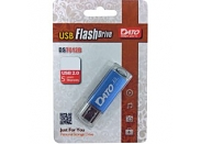 Флеш диск USB Dato 16Gb DS7012 USB 2.0 синий